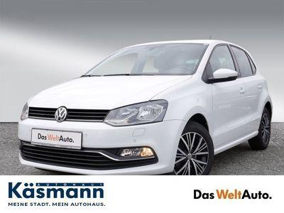 gebraucht VW Polo 1.4 TDI Allstar Navi*PDC*Sitzhz.*GRA*LM 15'