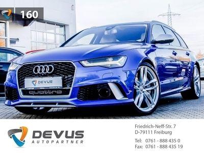 gebraucht Audi RS6 Avant 4.0 TFSI quattro performance LED Kamera BOSE
