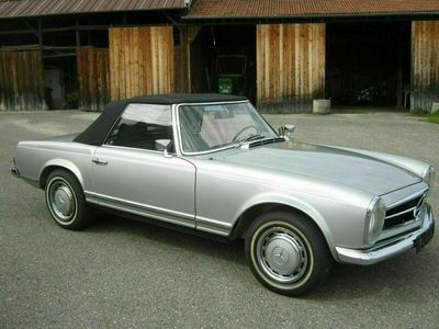 gebraucht Mercedes SL280 MercedesPagode Zustand 1