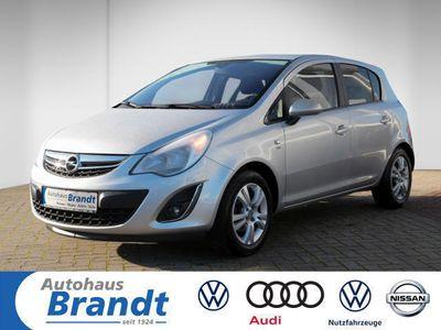 gebraucht Opel Corsa D 1.4 Satellite GRA*KLIMA*SITZH