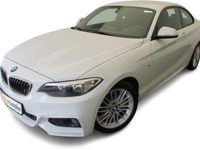 gebraucht BMW 220 220 i M Sport 184PS.AC-AUTOM.BOSE.SITZHZG.17 ALU.