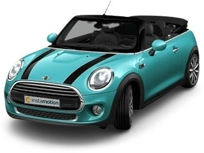 gebraucht Mini Cooper Cabriolet Cooper Cabrio Aut. Navi Harman/Kardon LED DAB