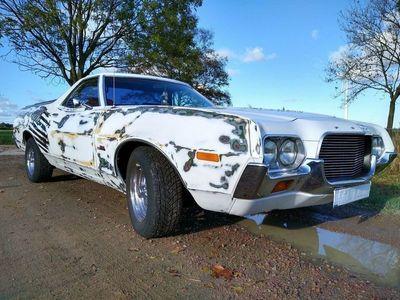 gebraucht Ford Ranchero 500 im Used-Look, absoluter Hingucker, Preissenkung