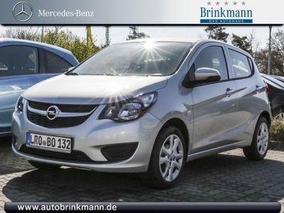 gebraucht Opel Karl 1.0 Edition Klima/L-R Sensor/eFH./NSW/Kind