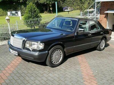 gebraucht Mercedes 380 MercedesSE reiche Ausstattun...