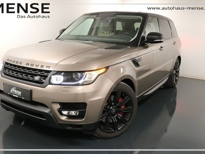 gebraucht Land Rover Range Rover Sport 4.4 SDV8 FAP HSE Dynamic Navi
