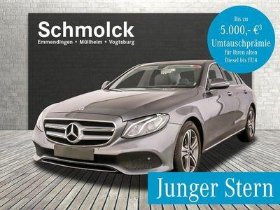 gebraucht Mercedes E220 AVANTG./PARK-P. +KAMERA/LED/TOTW./ESCHE