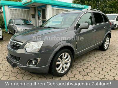 gebraucht Opel Antara Cosmo 4x4 * Navi * Leder * AHK *