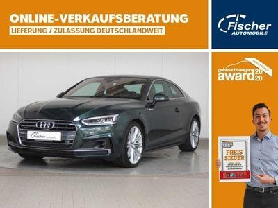 gebraucht Audi A5 Coupe 3.0 TDI quattro S-line S-Tronic Leder