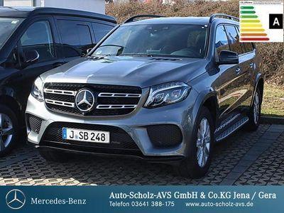 gebraucht Mercedes GLS350 d 4MATIC AMG Distronic Plus Airmatic Com