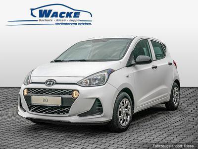 gebraucht Hyundai i10 FL 1.0 A/T. Select Plus Pak. 5-TÜRIG