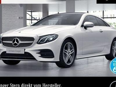 gebraucht Mercedes E300 Cp. AMG WideScreen Pano LED Kamera PTS