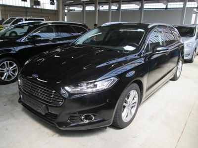 gebraucht Ford Mondeo 1.5 Turnier AT 165 PS Titanium LED Navi/Cam Sync III SHZ Klimaaut. Spurh. Keyless Parkassys. Temp Verks. Alu17 el Koff NSW Privacy