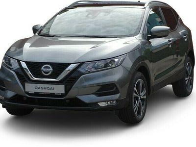 gebraucht Nissan Qashqai Qashqai 1.3 140 PS N-WAY (*KLIMAAUT.*NAVI*SHZ*)