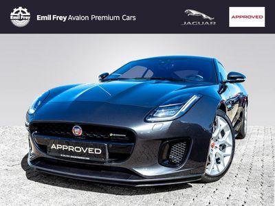 gebraucht Jaguar F-Type Coupe 2.0 Aut. R-Dynamic*Black-Pack*