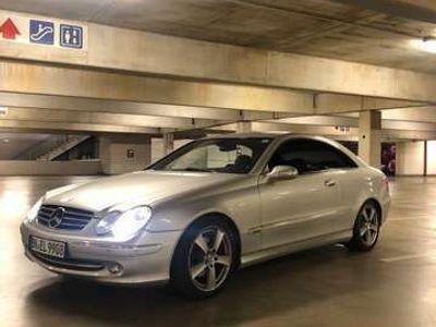gebraucht Mercedes CLK280 Coupe 7G-TRONIC Avantgarde
