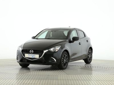 gebraucht Mazda 2 Kizoku PDC Navi SHZ ab 0,99% Fin.