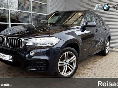 gebraucht BMW X6 40dA M-Sport,Standhz,GSD,ACC,RFK,AHK,SHv+h