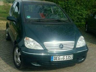 gebraucht Mercedes A160 Avantgarde