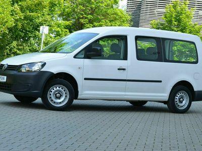 gebraucht VW Caddy Maxi Kombi*KLIMA*CD/RADIO*SERVICE*5-SITZE