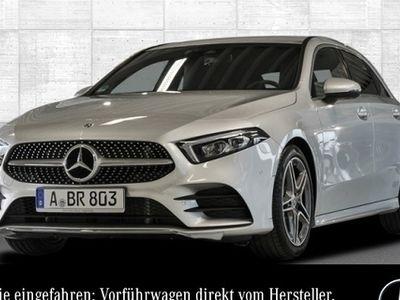 używany Mercedes A250 AMG Sportpak LED Kamera 7G-DCT Sitzh Temp