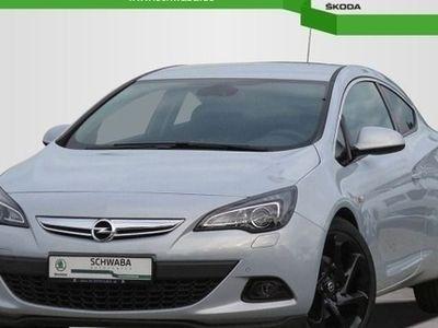 gebraucht Opel Astra GTC Astra J1.6 Turbo *INNOVATION*XEN*PDC*ALU20*