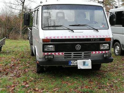 usado VW LT 31 TD Doppelkabine DoKa