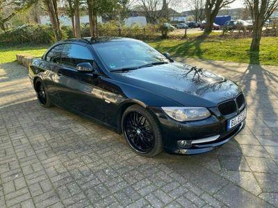 gebraucht BMW 320 Cabriolet d DPF Edition Exclusive