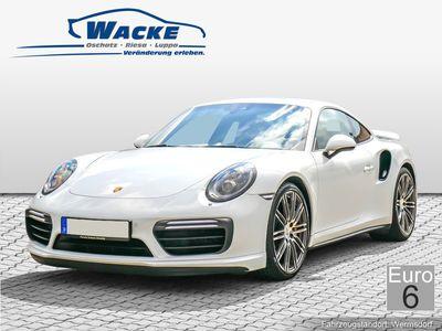 gebraucht Porsche 991 /911 Turbo S Coupe EURO6
