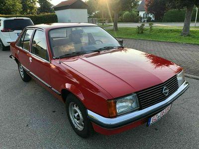 gebraucht Opel Rekord 2.0