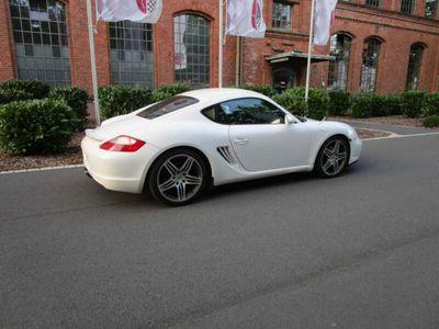 """gebraucht Porsche Cayman 19"""" Turboalufelgen, Sportsitze, Tiefer."""