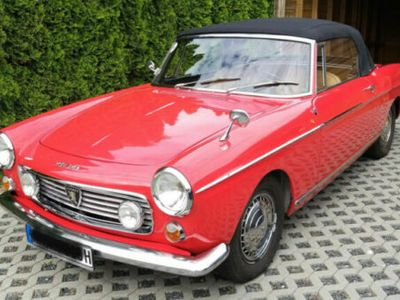 gebraucht Peugeot 404 Cabrio 1963 Matching Numbers