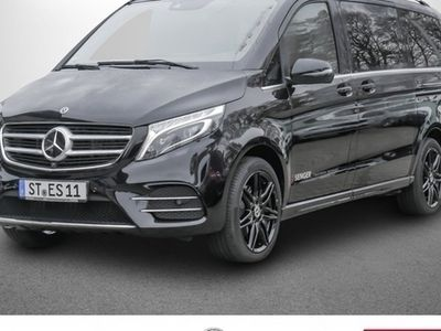 używany Mercedes V250 EXCLUSIVE AMG 4MATIC TISCH DAB DISTRONIC