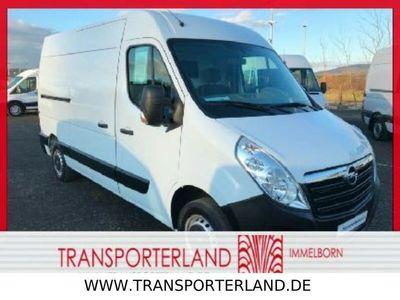 gebraucht Opel Movano B 2.3CDTi L2H2 3,3t Klima+Laderampe