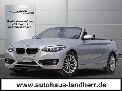gebraucht BMW 218 218 d Cabrio Aut. Advantage // LED/Navi/PDC/SHZ