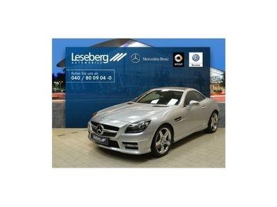 używany Mercedes SLK250 BE AMG Line/Navi/Parktronic/Airscarf