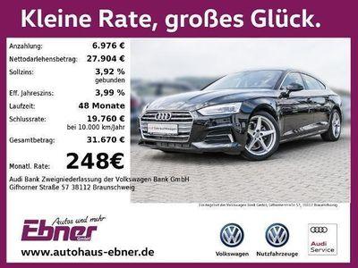 gebraucht Audi A5 Sportback SPORT 2.0TFSI G-TRON ERDGAS XENON,NAVI,