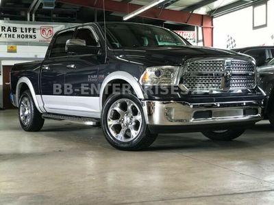 gebraucht Dodge Ram +LARAMIE+CREW+4X4+LUFTFEDER.+AHK+GSD+NAVI+LPG