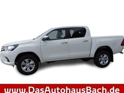 gebraucht Toyota HiLux 2,4 D-4D DoubleCab 6-Gang Comfort