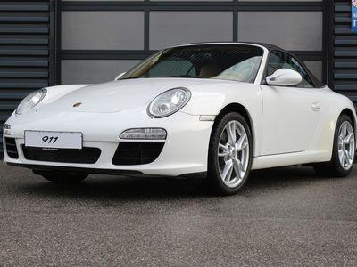 gebraucht Porsche 911 Carrera Cabriolet 997 (911) | Sportabgasanlage |
