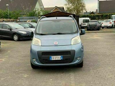 gebraucht Fiat Qubo Dynamic italinische brif benzin und gas