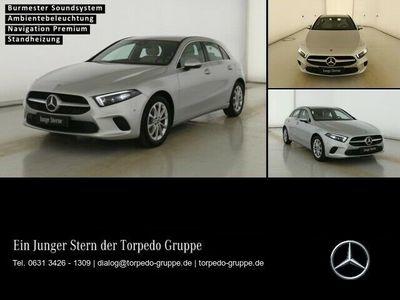 gebraucht Mercedes A250 PROGRESSIVE LED+STHZ+MBUX+PTS+SHZ+SOUND+KL