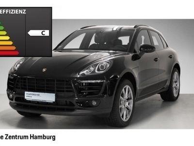 gebraucht Porsche Macan PDK Connect-Plus PDLS Panoramadach 20-Zoll