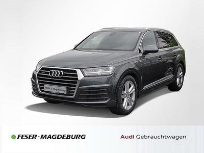 gebraucht Audi Q7 3.0TDI 3x S line /Pano/LED/Kamera