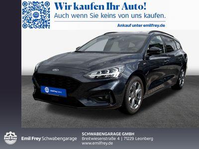 gebraucht Ford Focus Turnier 1.5 Aut. ST-LINE *LED *ACC *PDC *NAV