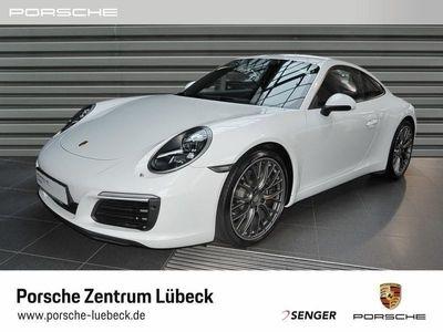 gebraucht Porsche 911 Carrera Schiebedach adaptive Sportsitze