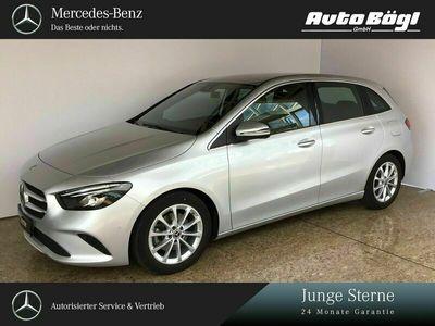 gebraucht Mercedes B200 d Progressive/Navi/Keyless-Go/Autom./Klima