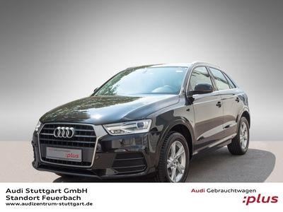 gebraucht Audi Q3 Sport 2.0 TDI Navi Sitzheizung Xenon Plus