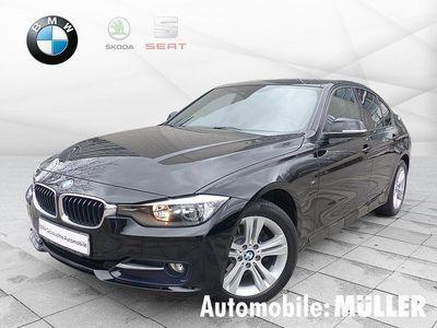 gebraucht BMW 318 d Limousine*Sitzhzg.*PDC*Navi*Sportsitze*