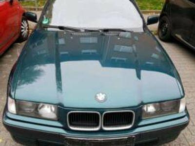 gebraucht BMW 320 Cabriolet e36 * 162tkm * Recaro Sitze *